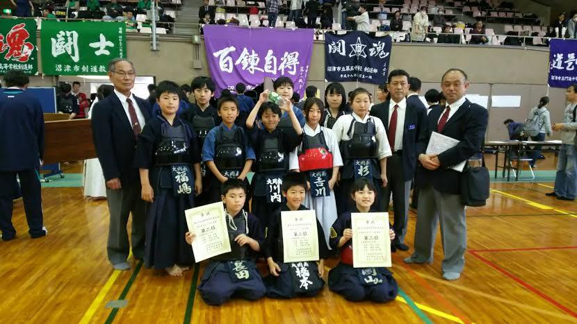 市民剣道大会